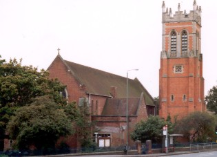 St Mark's Church, Bromley